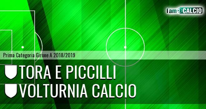 Tora e Piccilli - Volturnia Calcio