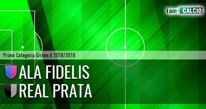 Ala Fidelis - Real Prata