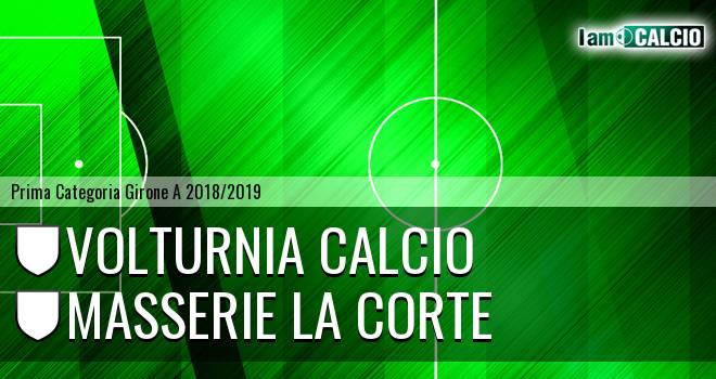 Volturnia Calcio - Masserie La Corte
