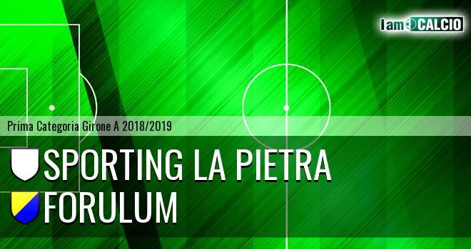 Sporting La Pietra - Forulum