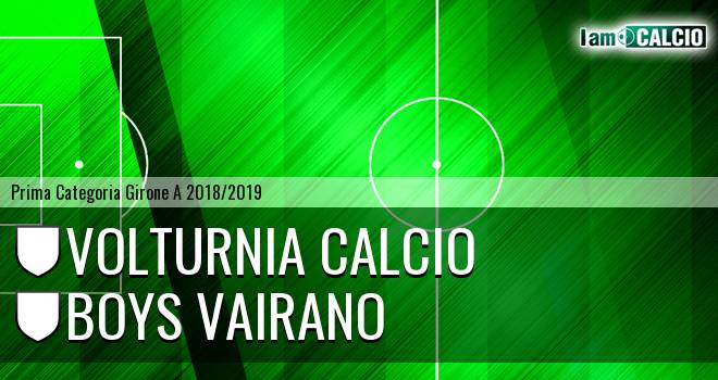 Volturnia Calcio - Boys Vairano