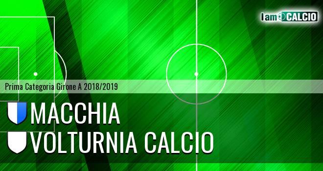 Macchia - Volturnia Calcio