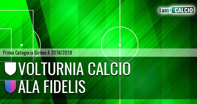Volturnia Calcio - Ala Fidelis