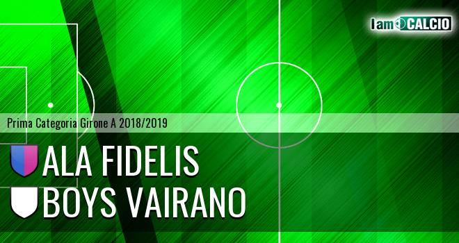 Ala Fidelis - Boys Vairano