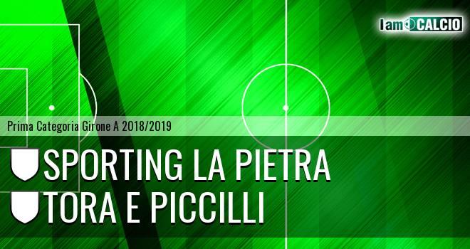 Sporting La Pietra - Tora e Piccilli