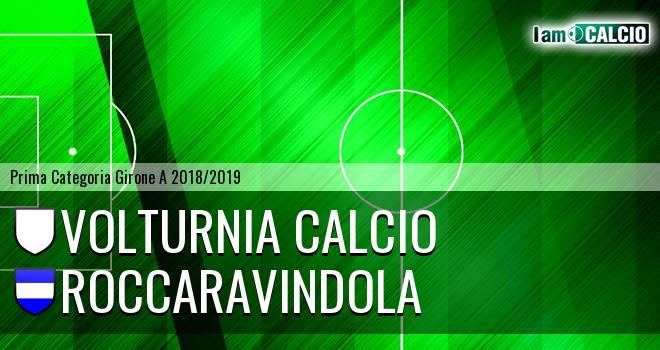 Volturnia Calcio - Roccaravindola
