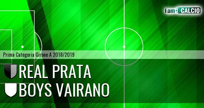 Real Prata - Boys Vairano