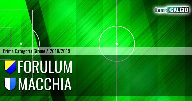 Forulum - Macchia