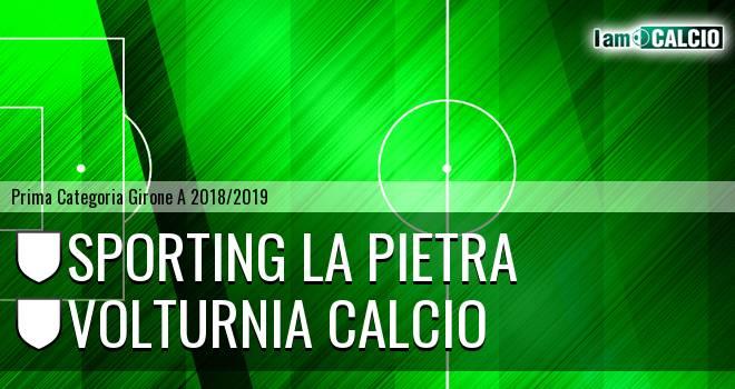 Sporting La Pietra - Volturnia Calcio