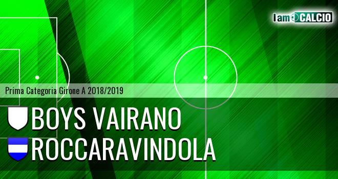 Boys Vairano - Roccaravindola