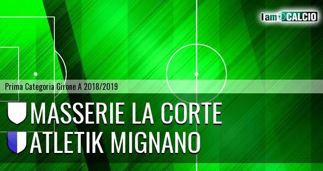 Masserie La Corte - Atletik Mignano