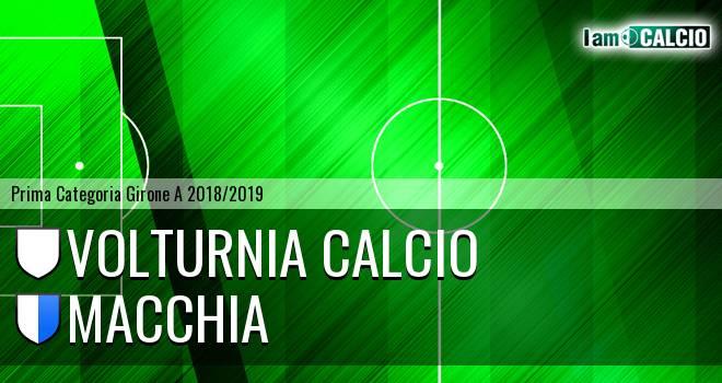 Volturnia Calcio - Macchia