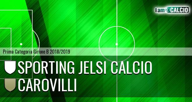 Sporting Jelsi Calcio - Carovilli