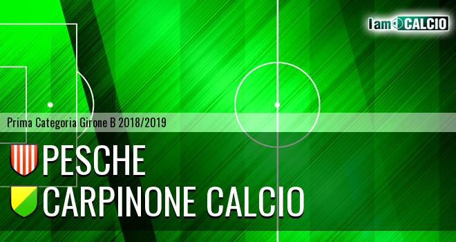 Pesche - Carpinone Calcio