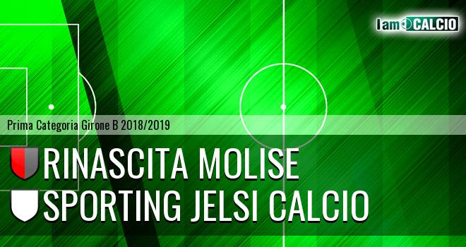 Rinascita Molise - Sporting Jelsi Calcio