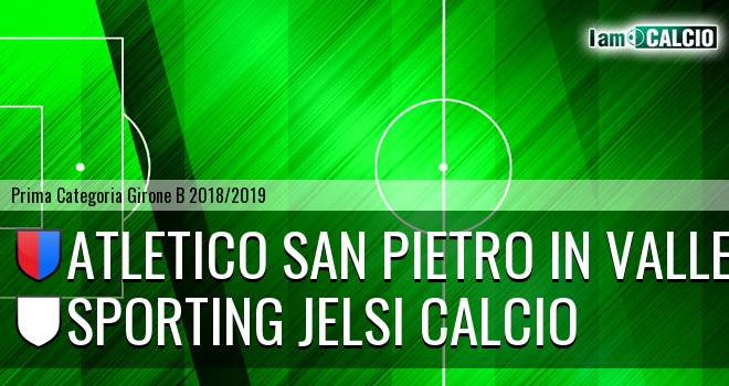 Atletico San Pietro in Valle - Matrice