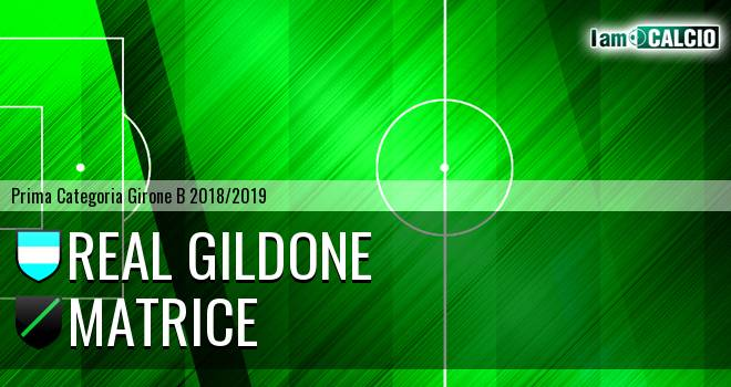Real Gildone - Sporting Jelsi Calcio