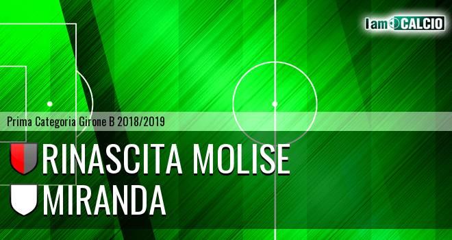 Rinascita Molise - Miranda