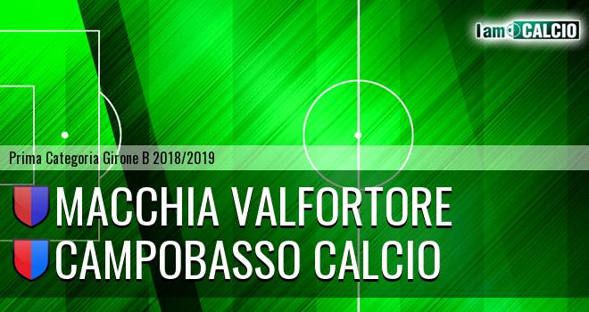 Carpinone Calcio - Sporting Jelsi Calcio