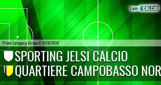 Sporting Jelsi Calcio - Macchia Valfortore