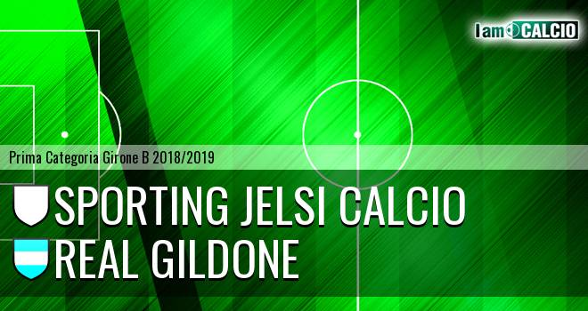 Sporting Jelsi Calcio - Atletico San Pietro in Valle