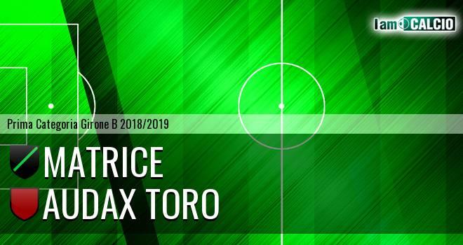 Matrice - Audax Toro