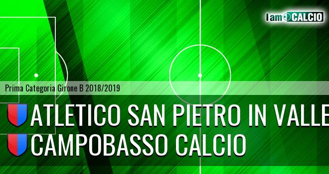 Audax Toro - Atletico San Pietro in Valle