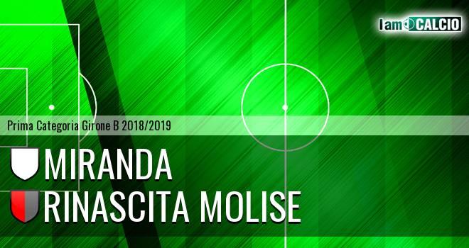 Miranda - Rinascita Molise