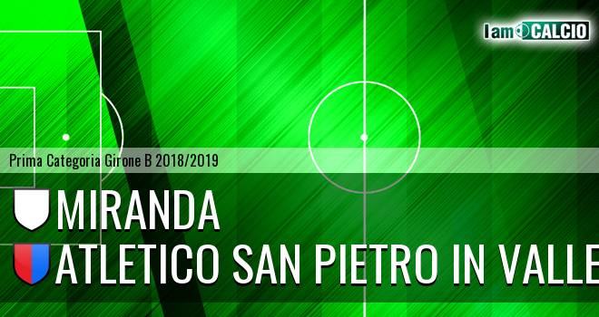 Matrice - Campobasso Calcio