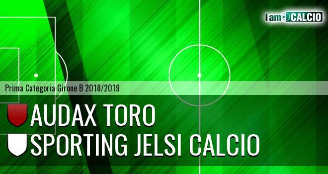 Audax Toro - Sporting Jelsi Calcio