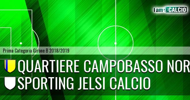 Macchia Valfortore - Sporting Jelsi Calcio