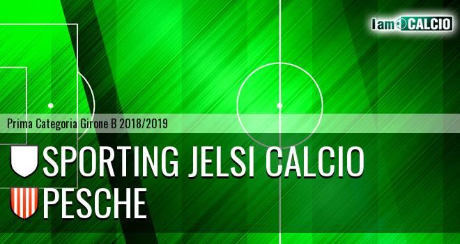 Sporting Jelsi Calcio - Pesche
