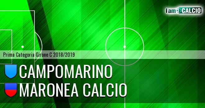 Campomarino - Maronea Calcio