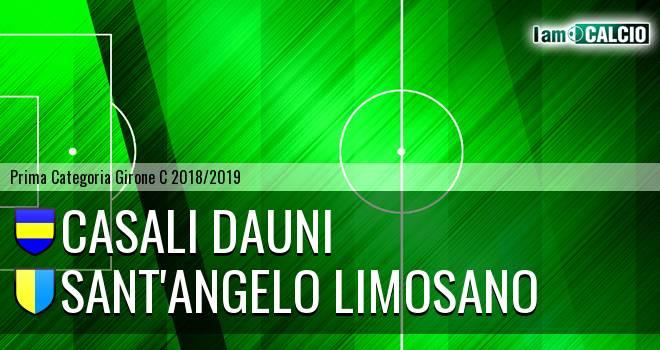 Casali Dauni - Sant'Angelo Limosano