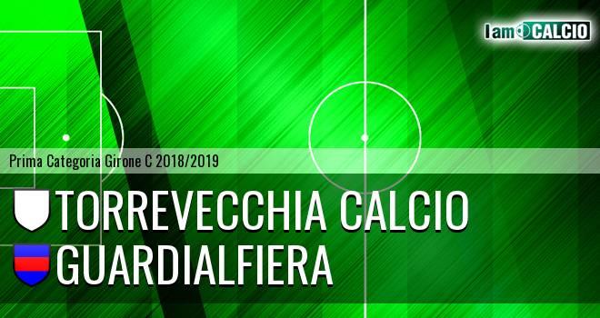 Torrevecchia Calcio - Guardialfiera