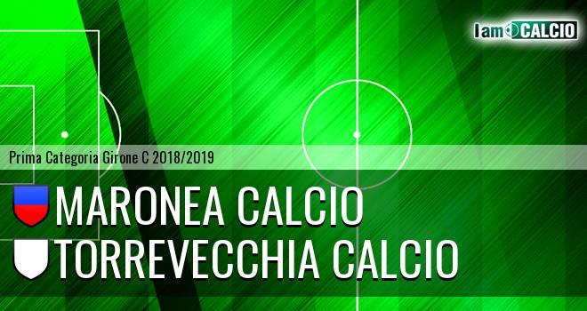 Maronea Calcio - Torrevecchia Calcio
