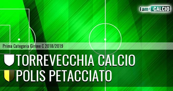 Torrevecchia Calcio - Polis Petacciato