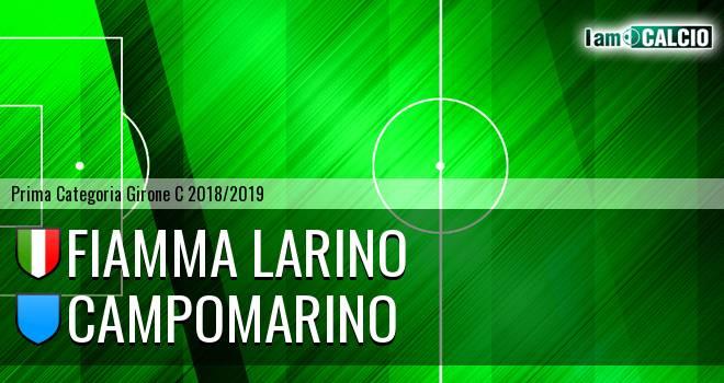 Fiamma Larino - Campomarino