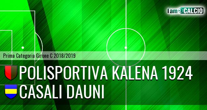 Polisportiva Kalena 1924 - Casali Dauni