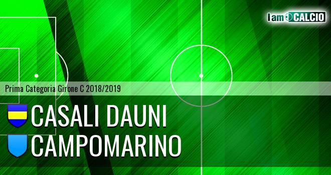 Casali Dauni - Campomarino