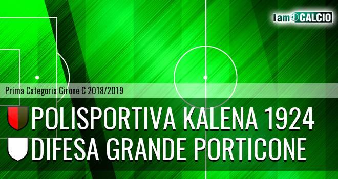 Polisportiva Kalena 1924 - Difesa Grande Porticone