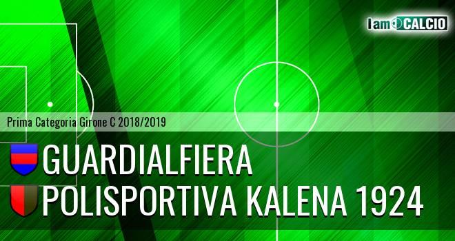 Guardialfiera - Polisportiva Kalena 1924