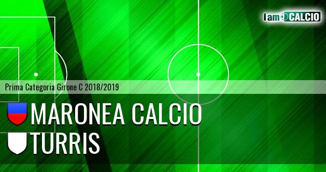 Maronea Calcio - Turris