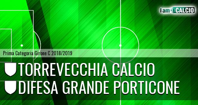Torrevecchia Calcio - Difesa Grande Porticone