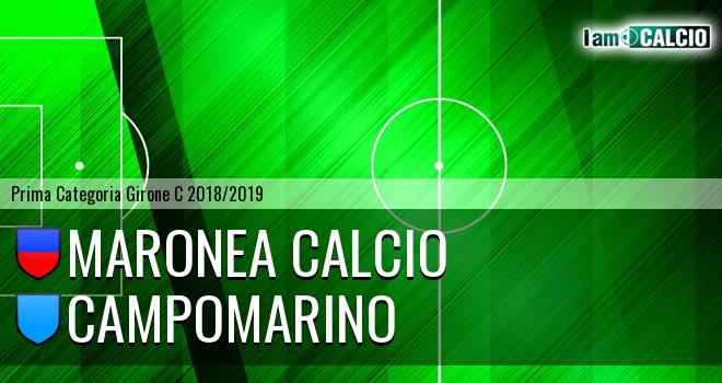 Maronea Calcio - Campomarino