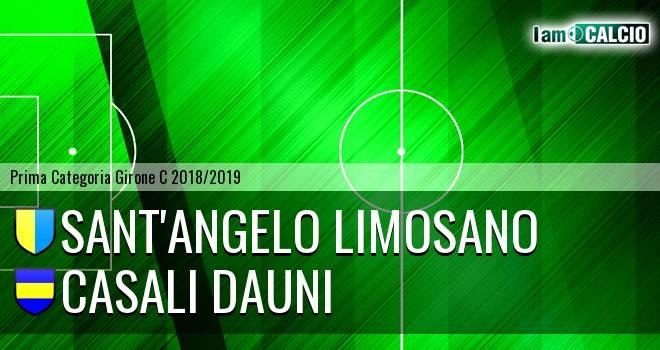 Sant'Angelo Limosano - Casali Dauni