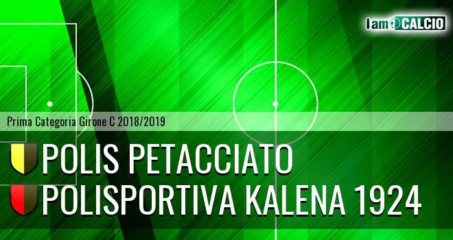 Polis Petacciato - Polisportiva Kalena 1924
