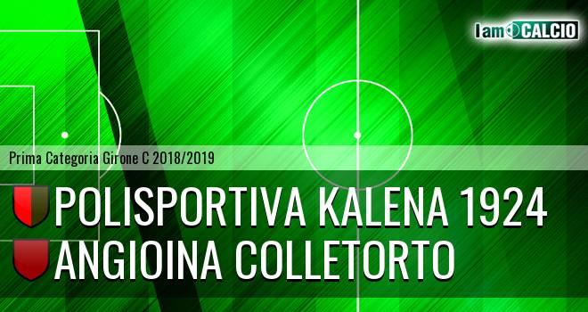 Polisportiva Kalena 1924 - Angioina Colletorto