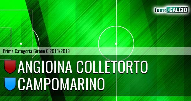Angioina Colletorto - Campomarino