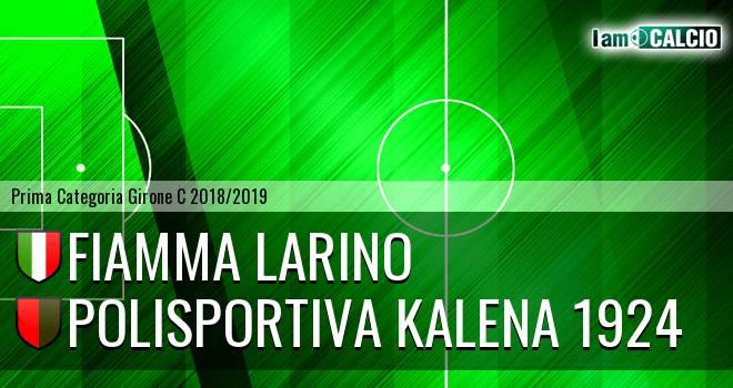 Fiamma Larino - Polisportiva Kalena 1924